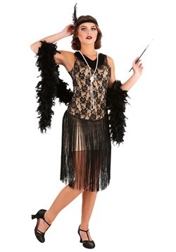 Speakeasy Flapper Women's Costume
