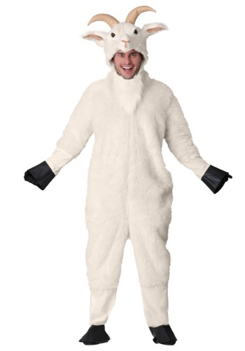 Mountain Goat Plus Size Costume