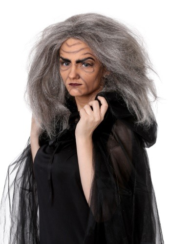 Witch/Old Lady Wig