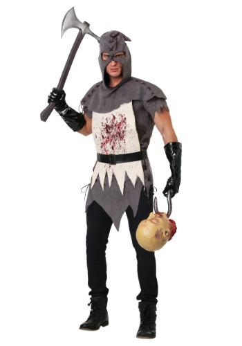 Plus Size Men's Evil Executioner Costume
