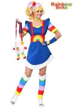 Women's Rainbow Brite Costume