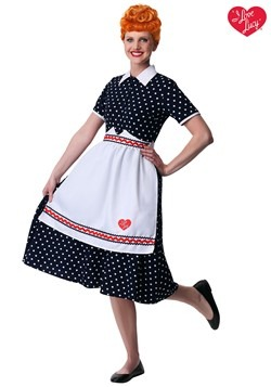 Women's Plus Size I Love Lucy Lucy Costume
