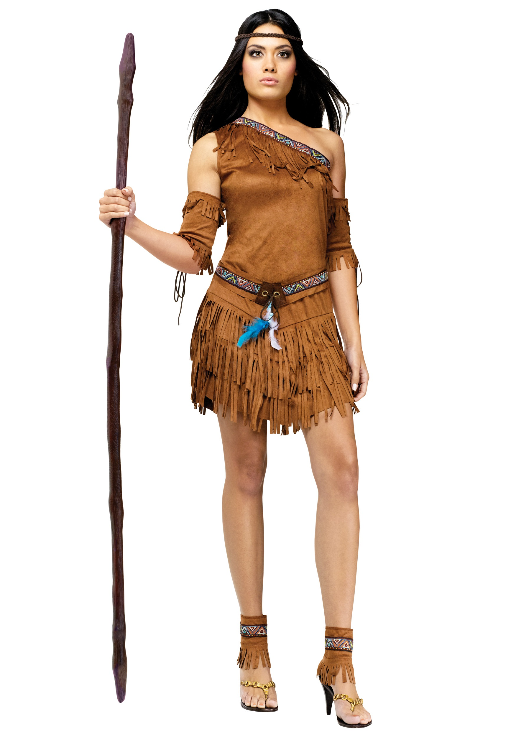 fa2b6ea2dd7 Pocahontas Costumes - Halloween Costumes UK