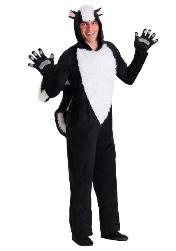 Adult Sly Skunk Costume