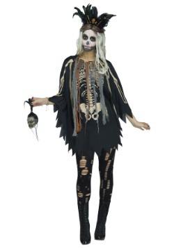 Voodoo Poncho Costume