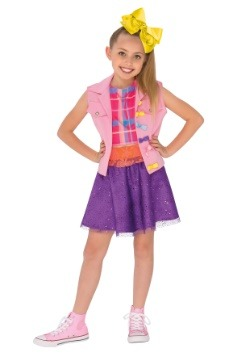 Kids Jojo Siwa Music Video Outfit Costume