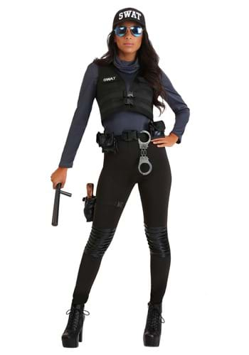 SWAT Babe Womens Costume