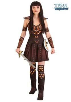 Women's Xena Warrior Princess Costume