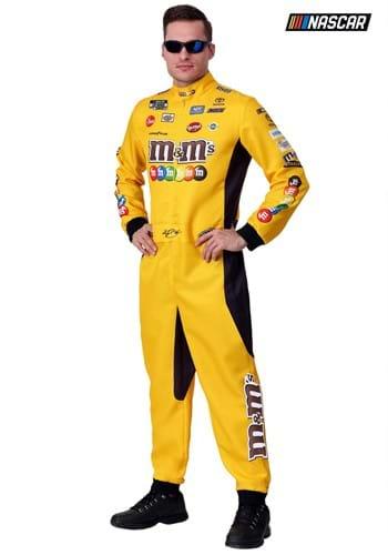 NASCAR Kyle Busch Plus Size Uniform Costume