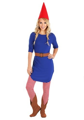 Forever a Gnome Women's Costume