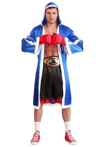 Boxing Champ Costume Adult