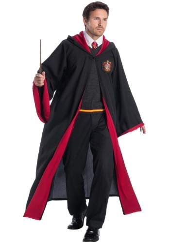 Adult Deluxe Gryffindor Student Costume