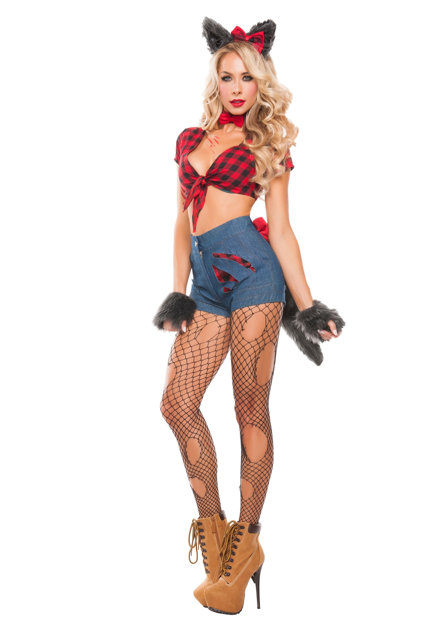 Werewolf Costume For Girls