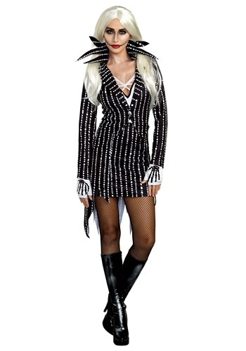 Madame Skeleton Women's Costume