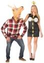 Deer in Headlights Couples Costume Set