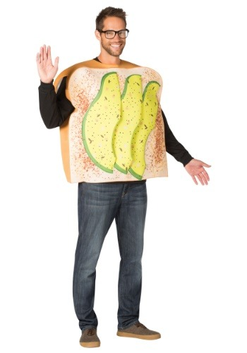 Avocado Toast Costume