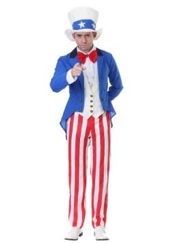 Classic Plus Uncle Sam Costume