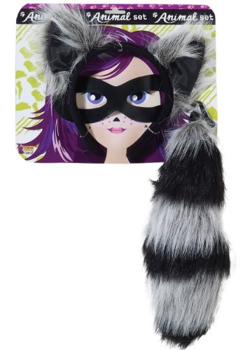 Raccoon Costume Kit