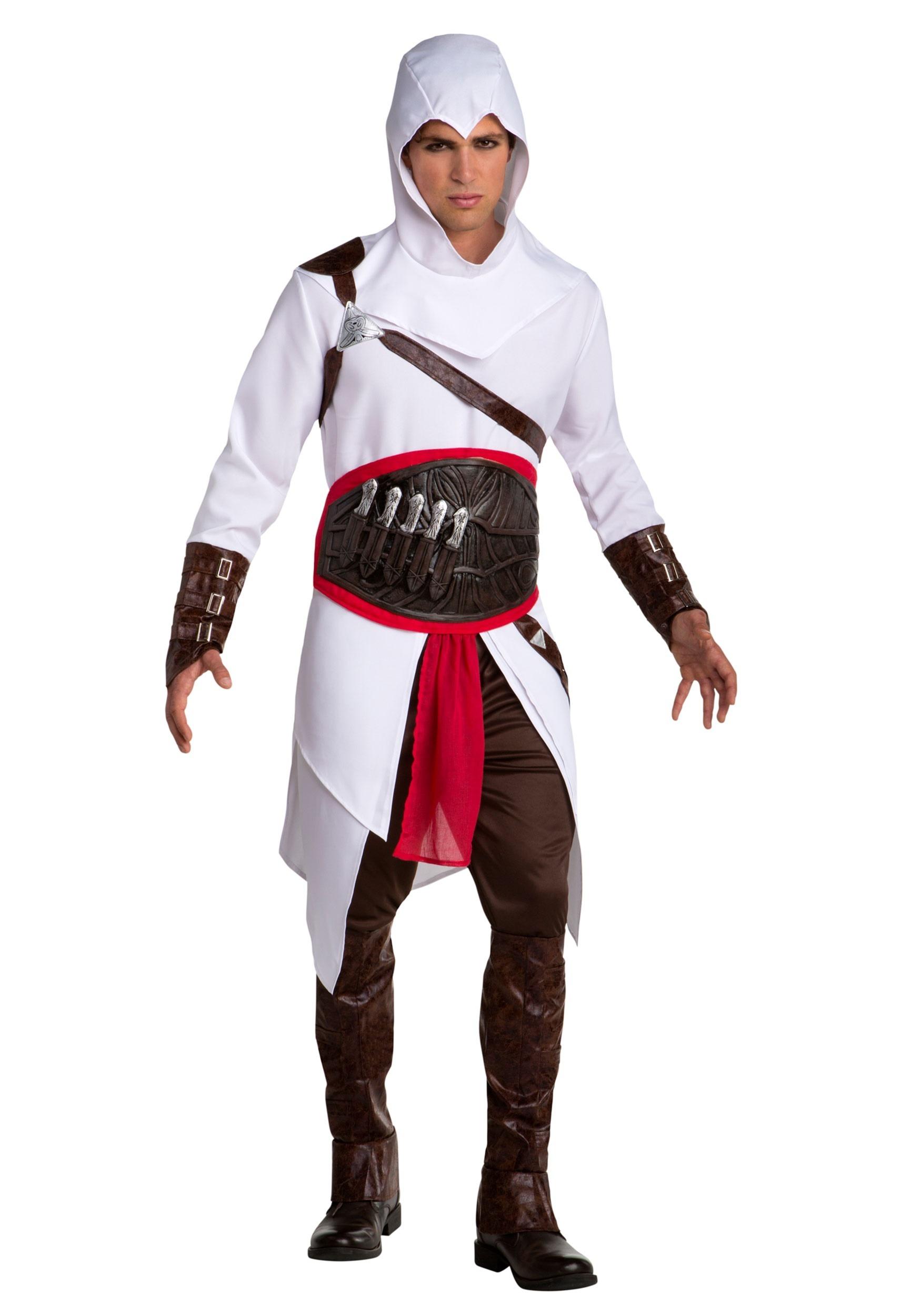 Assassin's Creed Altair Mens Fancy Dress Costume for Men