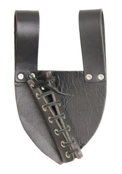 Black Waist Sword Holder