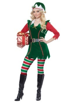 Festive Elf Costume