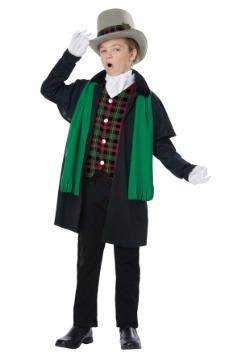 Boy's Holiday Caroler Costume