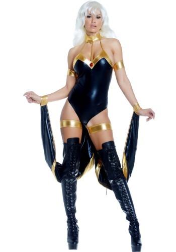 Women's Lightning Queen Costume