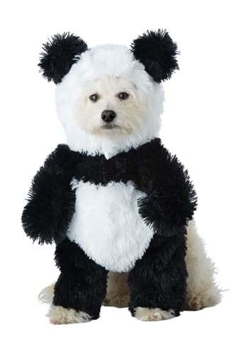 Dog Panda Costume