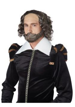 Shakespeare Beard and Wig Set