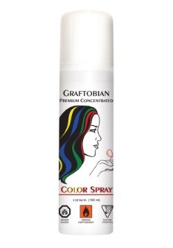 Deluxe Green Hairspray