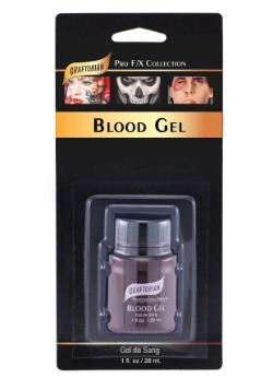 Deluxe Blood Gel