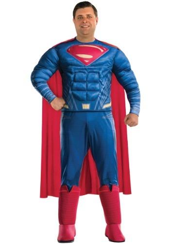 Adult Superman Plus Size Costume