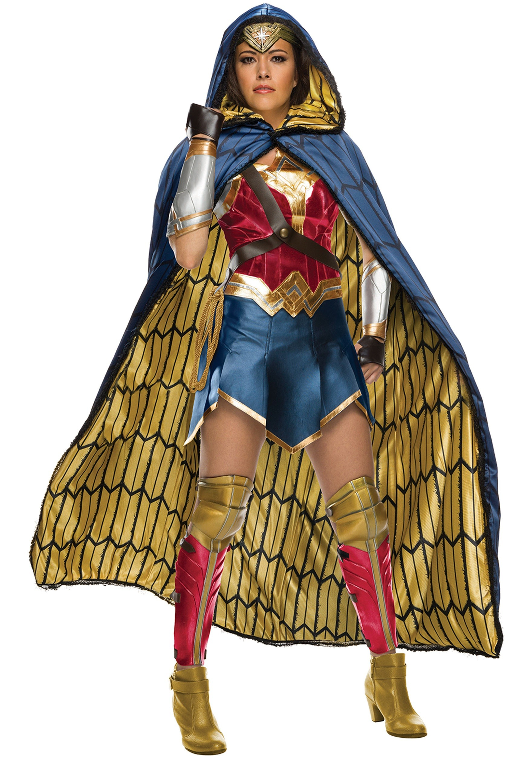 Grand Heritage Wonder Woman Costume For A Woman-6310