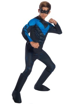 Nightwing Child Costume