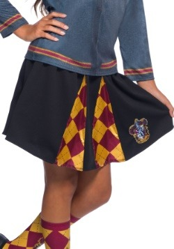 Harry Potter Gryffindor Kids Skirt