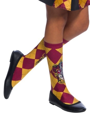 Harry Potter Gryffindor Socks