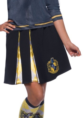 Adult Hufflepuff Skirt