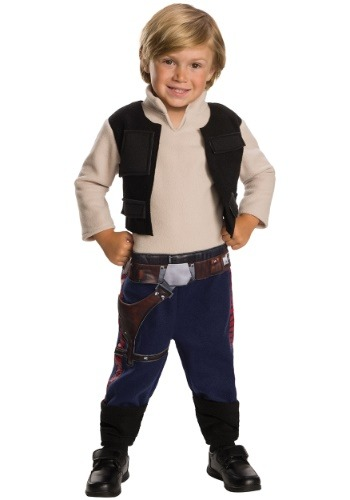 Han Solo Toddler Costume