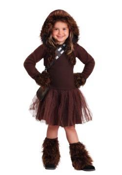 Girls Chewbacca Costume