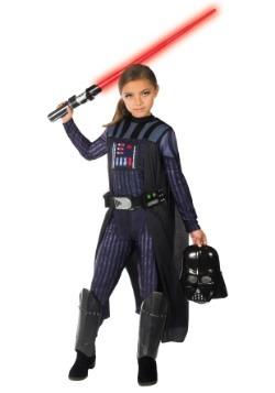 Darth Vader Girls Costume