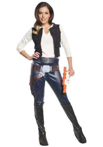 Womens Han Solo Costume