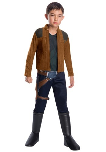 Star Wars Story Solo Han Solo Child Costume