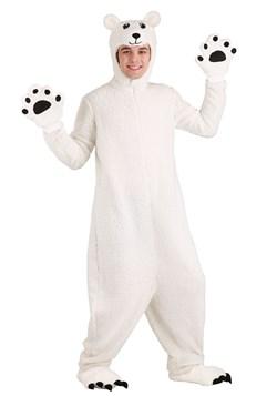 Adult Arctic Polar Bear Costume