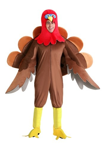 Wild Turkey Adult Costume