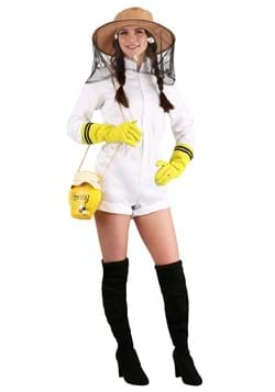 Women's Busy Beekeeper Costume