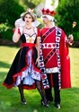 King of Hearts Costume Men's Plus Size