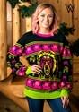 Adult's WWE Ultimate Warrior Ugly Christmas Sweater