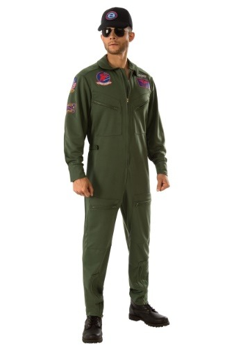 Top Gun Men's Jumpsuit Costume