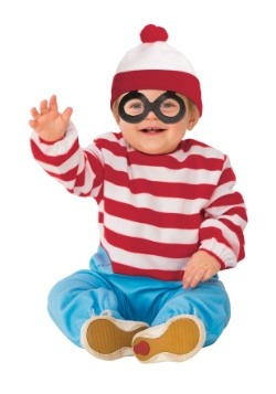 Toddler Where's Waldo Onesie