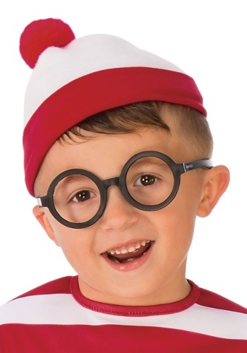Deluxe Waldo Glasses Accessory